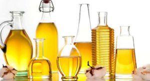 Aceite y grasa saturada