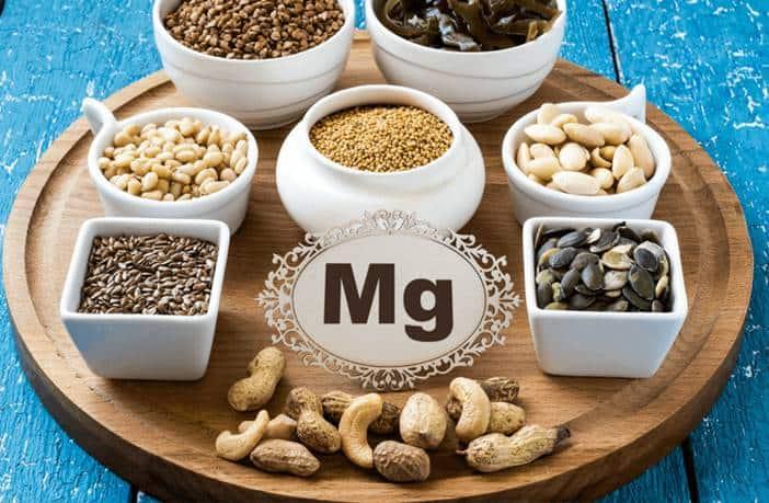 Magnesio para depresión y estrés
