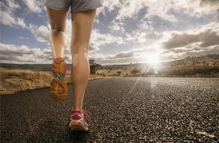 correr todos lo días