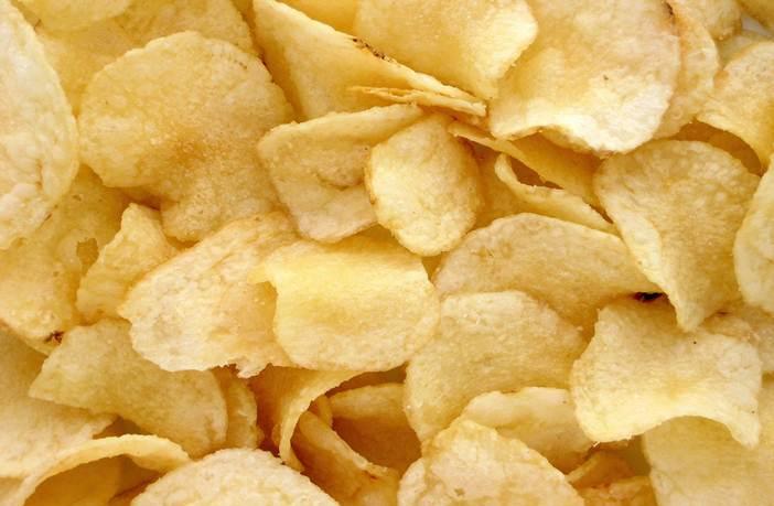 patatas fritas y comida basura