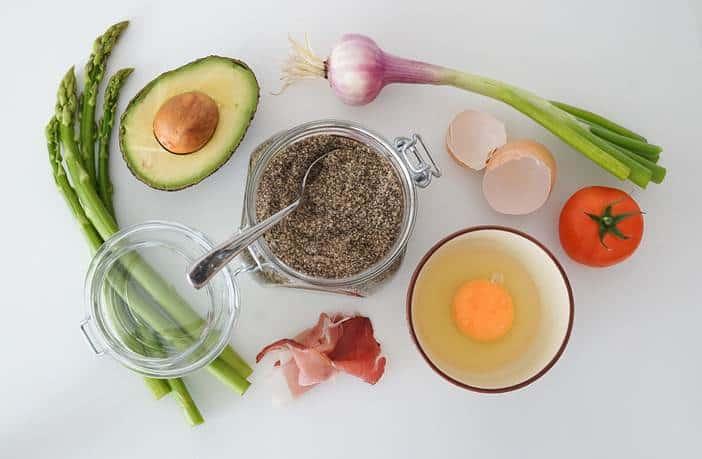 Alimentos saludables después de comer muchas comida