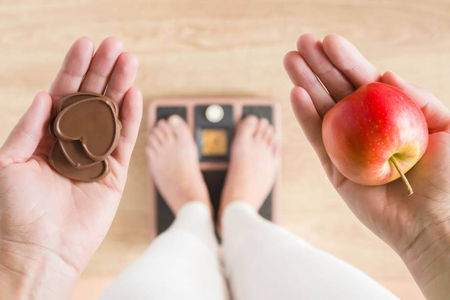 Elección de alimento para perder grasa